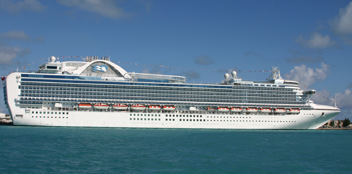 Princess Cruises offers up to 40% off with