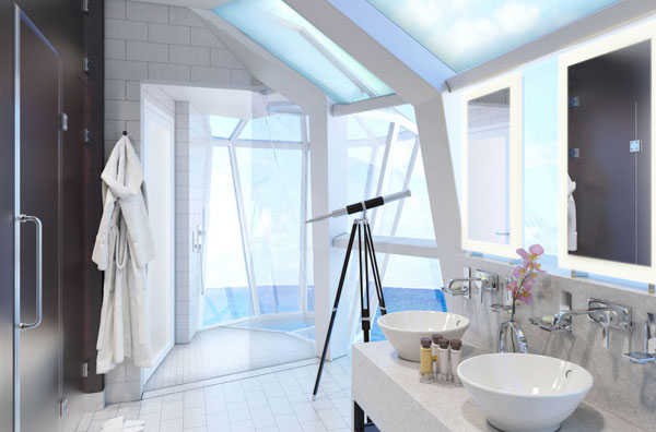 Master shower with window | Any Beautiful bathroom ...