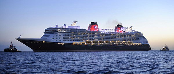 Disney Dream has been under construction by Meyer Werft shipyard in