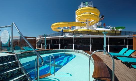 Carnival Legend returns to the seas with new Fun Ship features