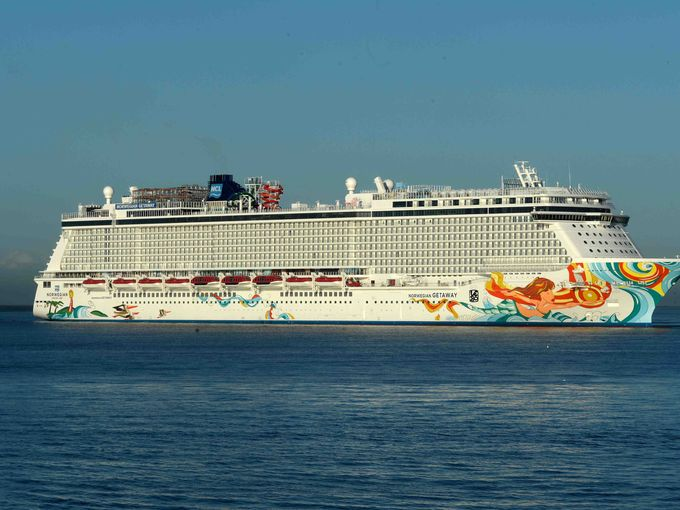 Hurry Catch Norwegian Getaway 39 S Bonus Sale Free Balcony