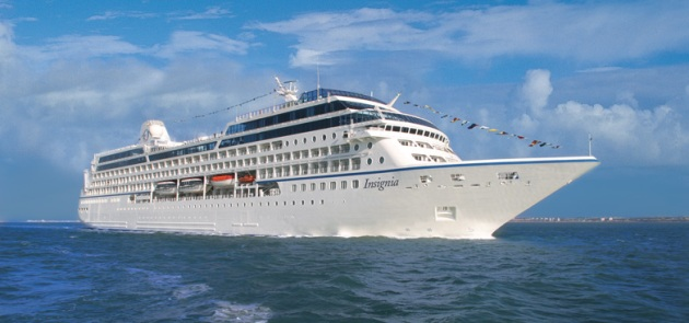 Oceania Cruises offers