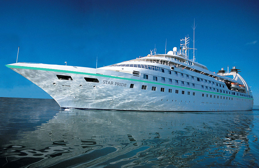 Follow ExpertCruiser onboard Windstar Cruises Star Pride