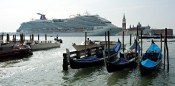Carnival Magic Arrives in Venice