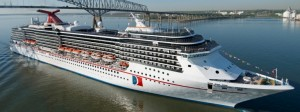 Carnival Pride sails into Baltimore