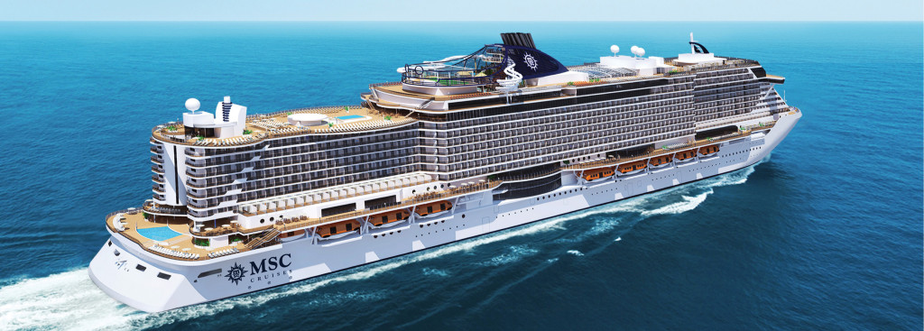 MSC Seaside courtesy of MSC Cruises for use by ExpertCruiser.com