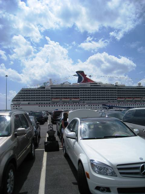 Carnival Cruise Baltimore Md Parking Great  Punchaoscom