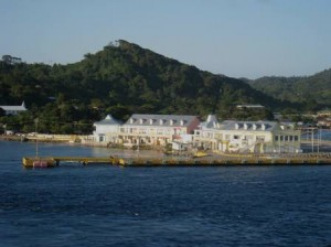 Roatan Port Coxen Hole