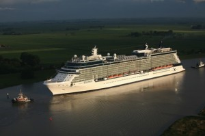 Celebrity Equinox sails from Germany